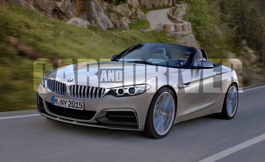 2017 BMW Z2 (artist's rendering) - Slide 1