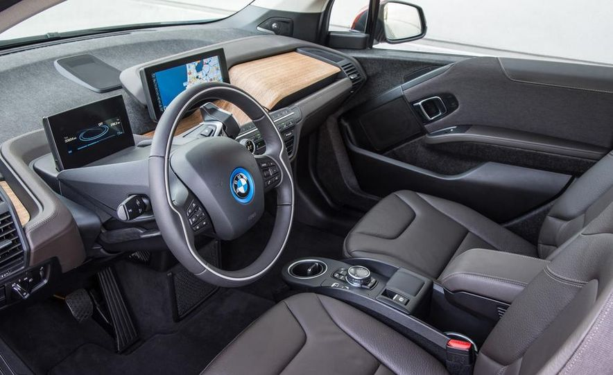 2017 BMW i5 (artist's rendering) - Slide 29