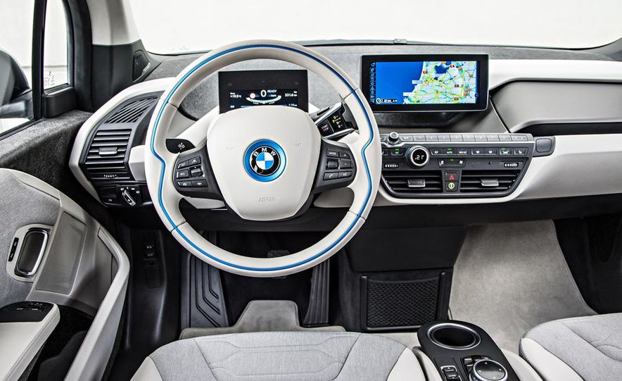 2017 BMW i5 (artist's rendering) - Slide 73