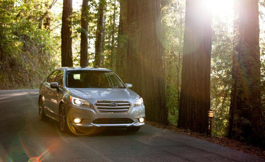 2015 Subaru Legacy 3.6R Limited - Slide 1