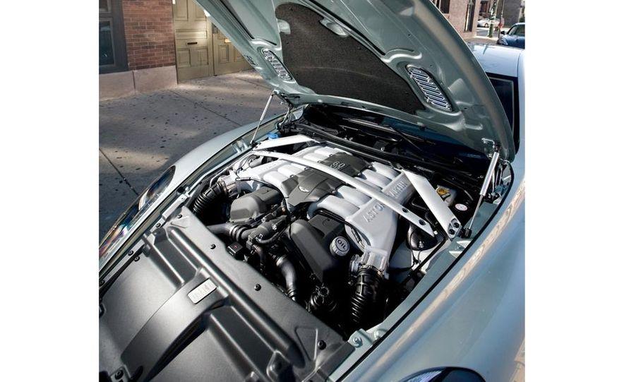 2016 Aston Martin Lagonda sedan (spy photo) - Slide 38