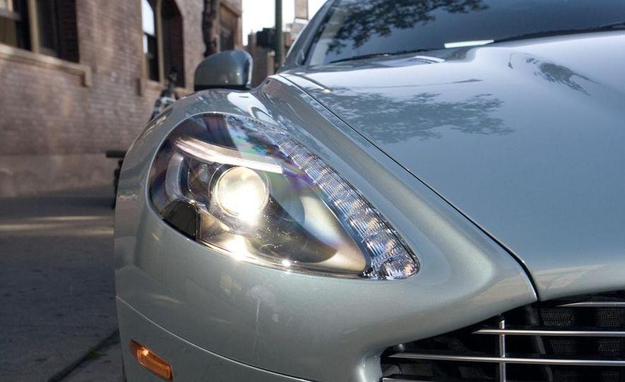 2016 Aston Martin Lagonda sedan (spy photo) - Slide 31