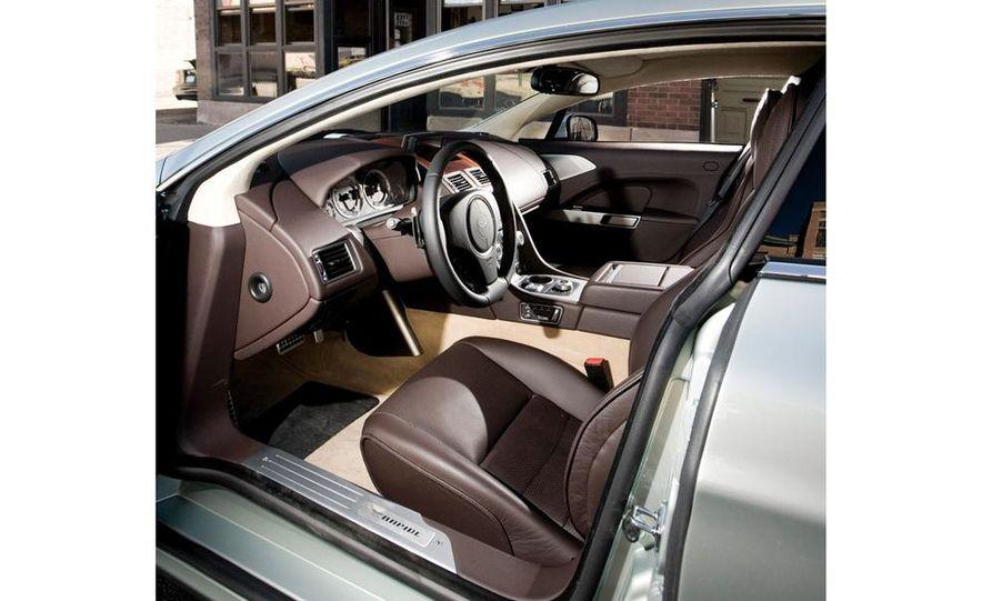 2016 Aston Martin Lagonda sedan (spy photo) - Slide 35