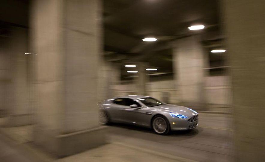 2016 Aston Martin Lagonda sedan (spy photo) - Slide 21