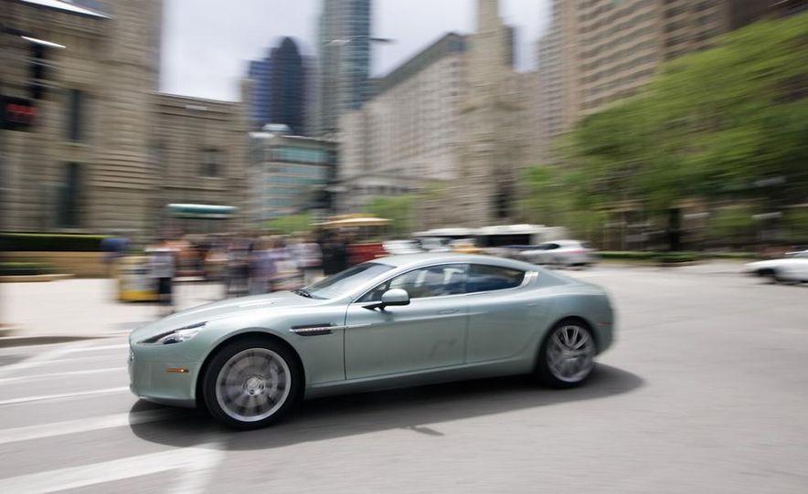 2016 Aston Martin Lagonda sedan (spy photo) - Slide 24