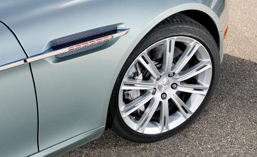 2016 Aston Martin Lagonda sedan (spy photo) - Slide 33