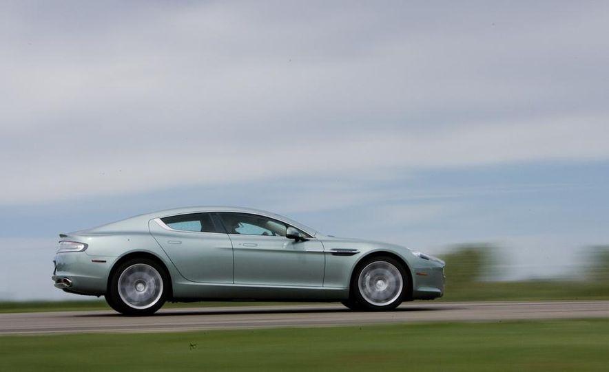 2016 Aston Martin Lagonda sedan (spy photo) - Slide 28