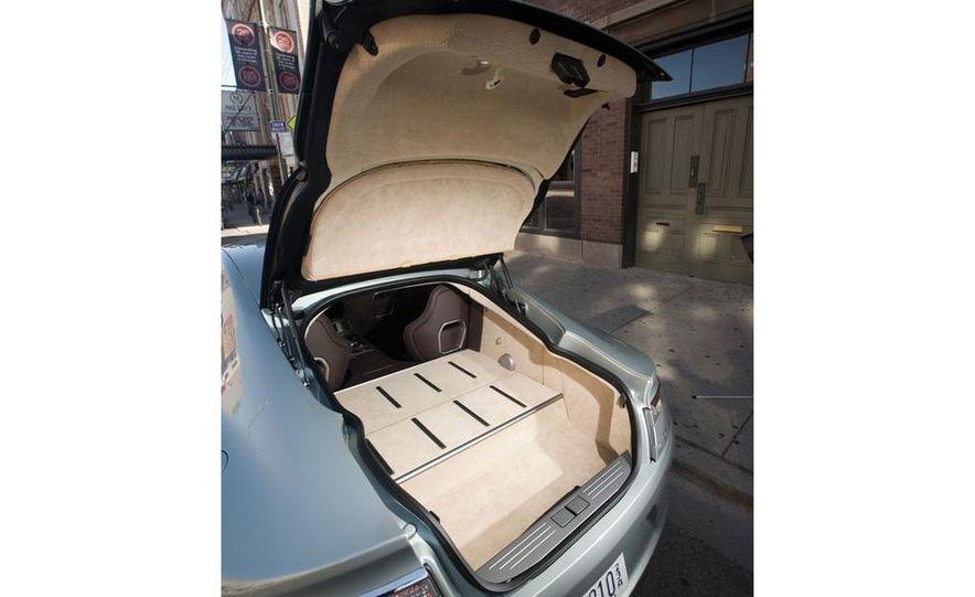 2016 Aston Martin Lagonda sedan (spy photo) - Slide 34