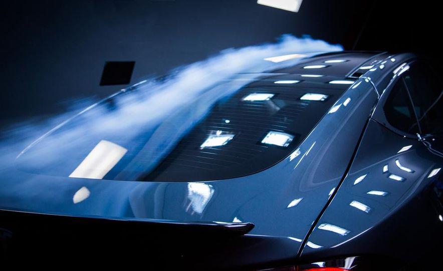 2014 Toyota Prius, 2014 Mercedes-Benz CLA250, 2012 Tesla Model S P85, 2012 Nissan Leaf SL, and 2014 Chevrolet Volt - Slide 6