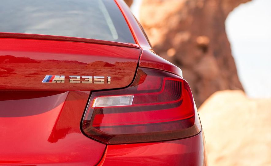 2015 BMW M235i cabriolet (spy photo) - Slide 63