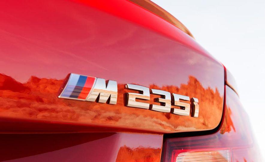 2015 BMW M235i cabriolet (spy photo) - Slide 62