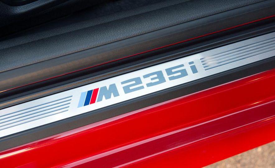 2015 BMW M235i cabriolet (spy photo) - Slide 78
