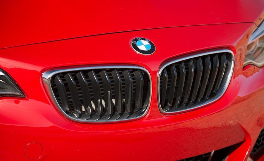 2015 BMW M235i cabriolet (spy photo) - Slide 60