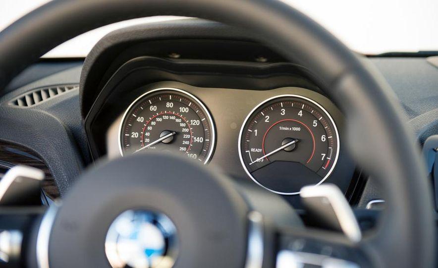 2015 BMW M235i cabriolet (spy photo) - Slide 71