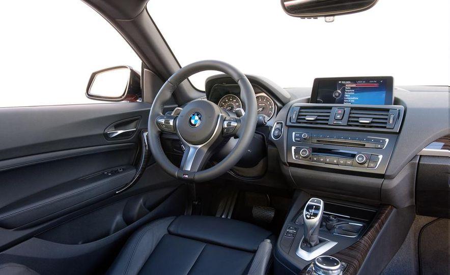 2015 BMW M235i cabriolet (spy photo) - Slide 67