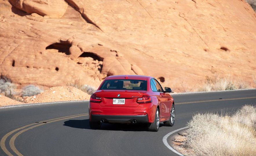 2015 BMW M235i cabriolet (spy photo) - Slide 32