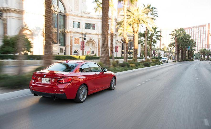 2015 BMW M235i cabriolet (spy photo) - Slide 48