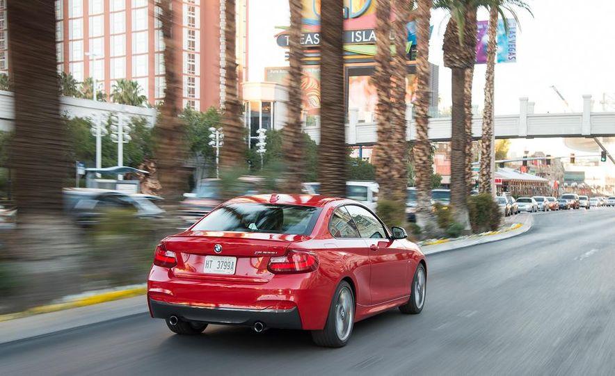 2015 BMW M235i cabriolet (spy photo) - Slide 49