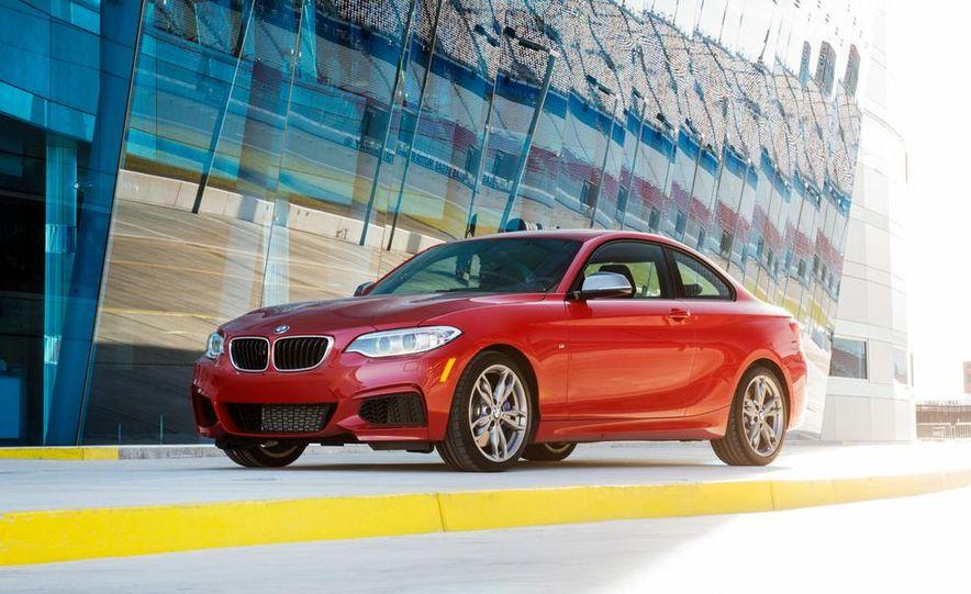 2015 BMW M235i cabriolet (spy photo) - Slide 51