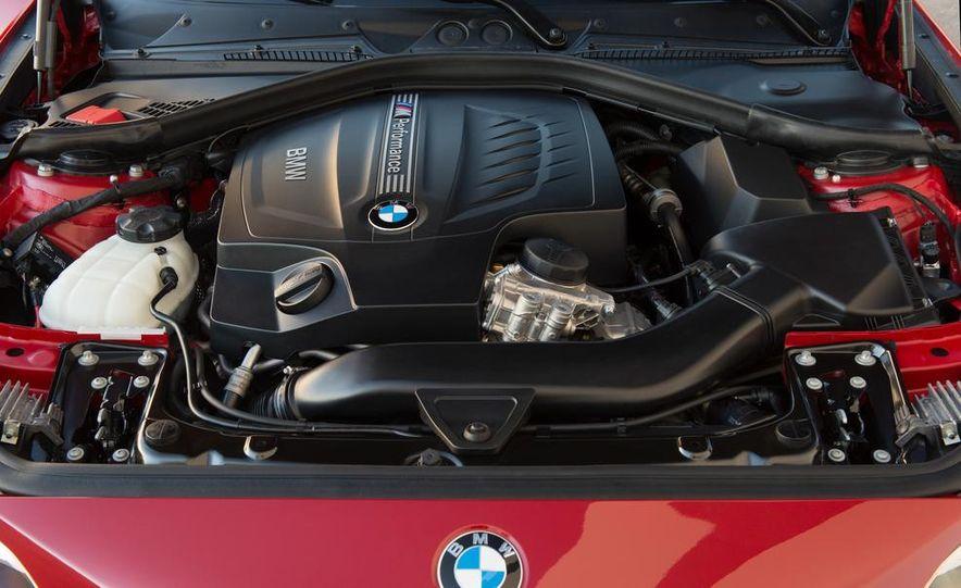 2015 BMW M235i cabriolet (spy photo) - Slide 79