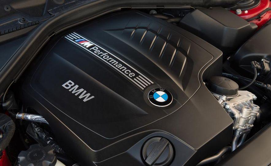 2015 BMW M235i cabriolet (spy photo) - Slide 80