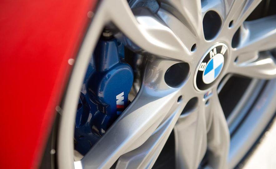 2015 BMW M235i cabriolet (spy photo) - Slide 59