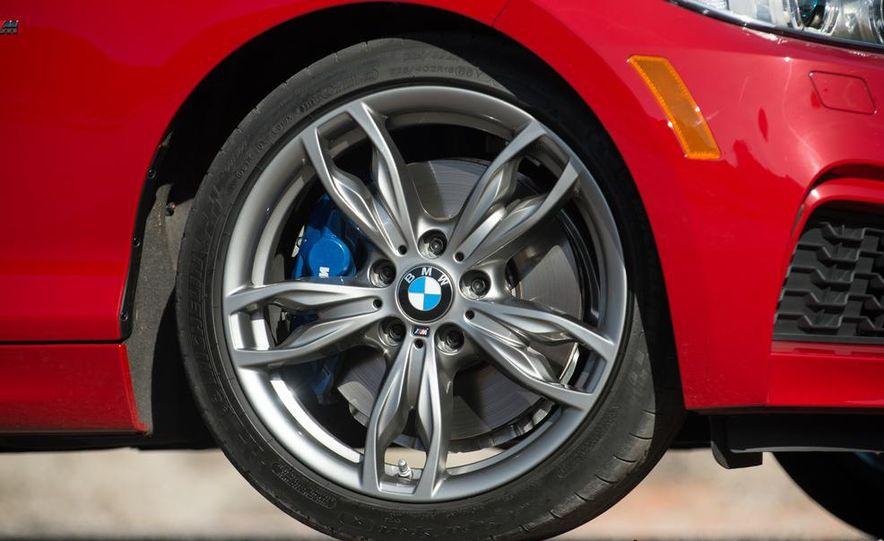 2015 BMW M235i cabriolet (spy photo) - Slide 56