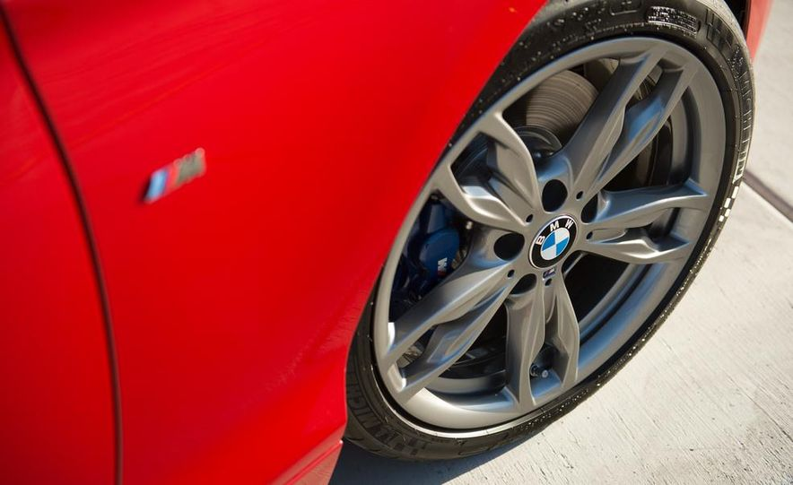 2015 BMW M235i cabriolet (spy photo) - Slide 57