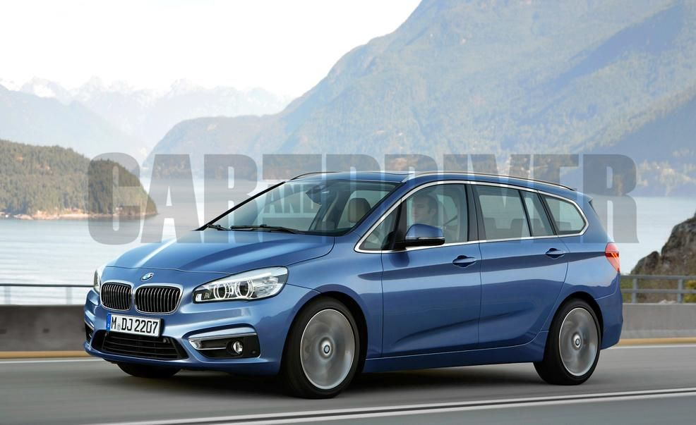 Charmant 2016 Bmw 2 Series Active Tourer 7 Seater Artist S Rendering