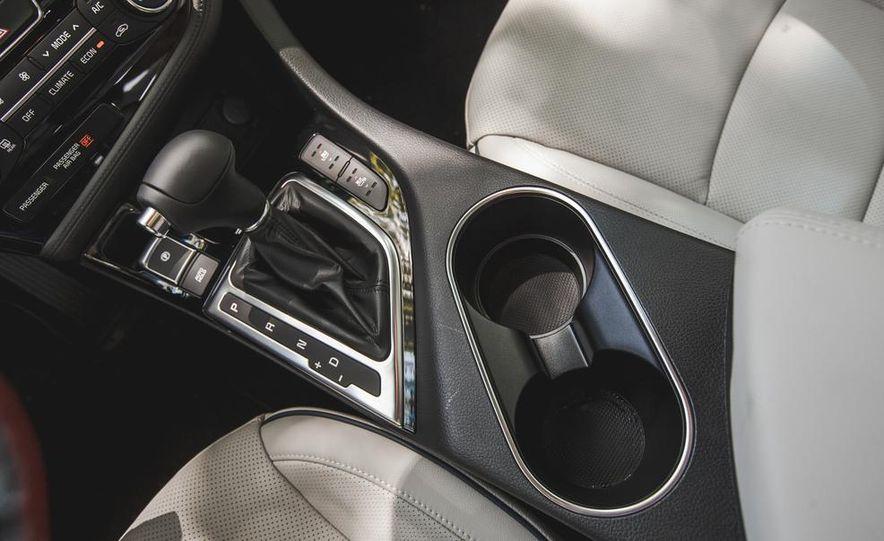 2014 Kia Optima EX hybrid - Slide 54