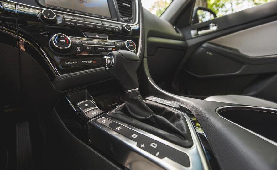 2014 Kia Optima EX hybrid - Slide 55