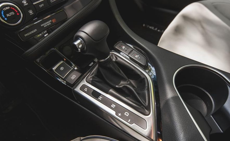 2014 Kia Optima EX hybrid - Slide 56