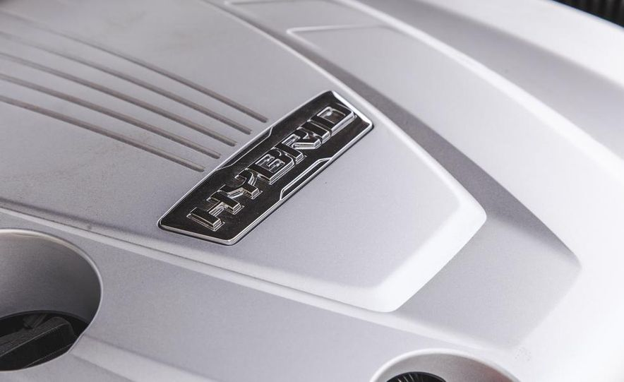2014 Kia Optima EX hybrid - Slide 63