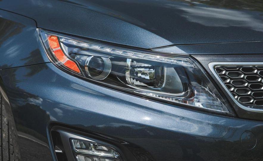 2014 Kia Optima EX hybrid - Slide 19