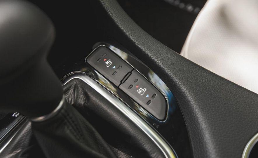 2014 Kia Optima EX hybrid - Slide 57