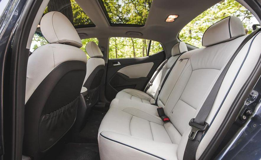 2014 Kia Optima EX hybrid - Slide 41