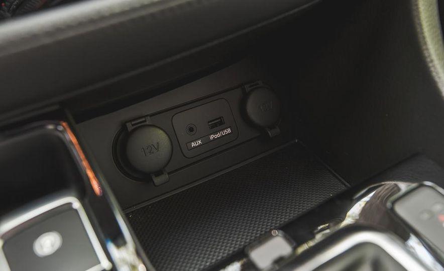 2014 Kia Optima EX hybrid - Slide 58