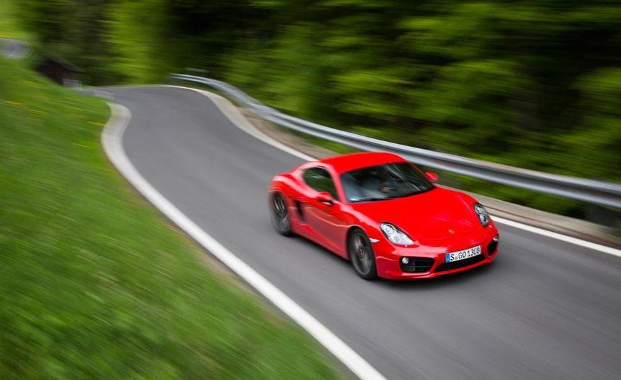 2015 Porsche Cayman GT4 (spy photo) - Slide 21