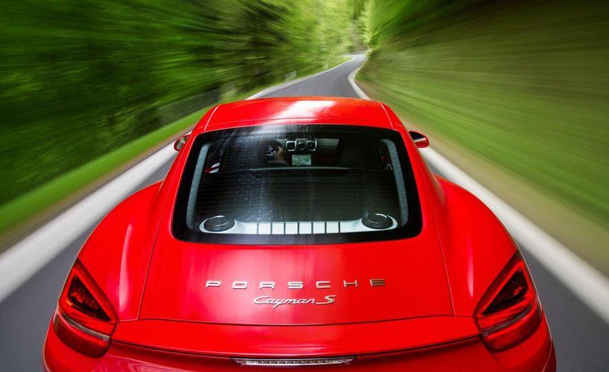 2015 Porsche Cayman GT4 (spy photo) - Slide 30