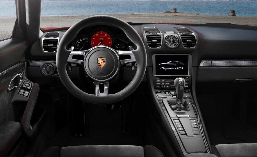 2015 Porsche Cayman GT4 (spy photo) - Slide 20