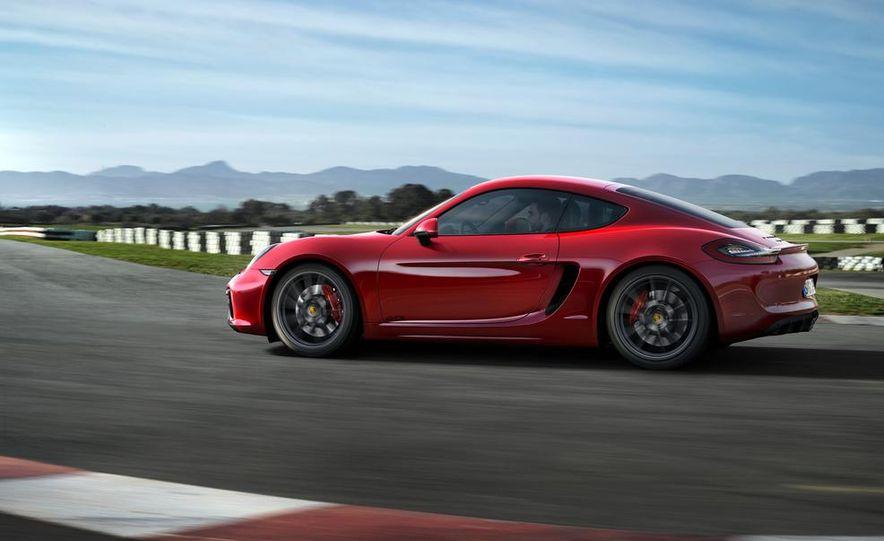 2015 Porsche Cayman GT4 (spy photo) - Slide 16
