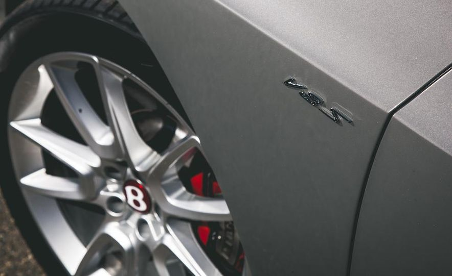 2014 Bentley Continental GT V-8 S coupe - Slide 14