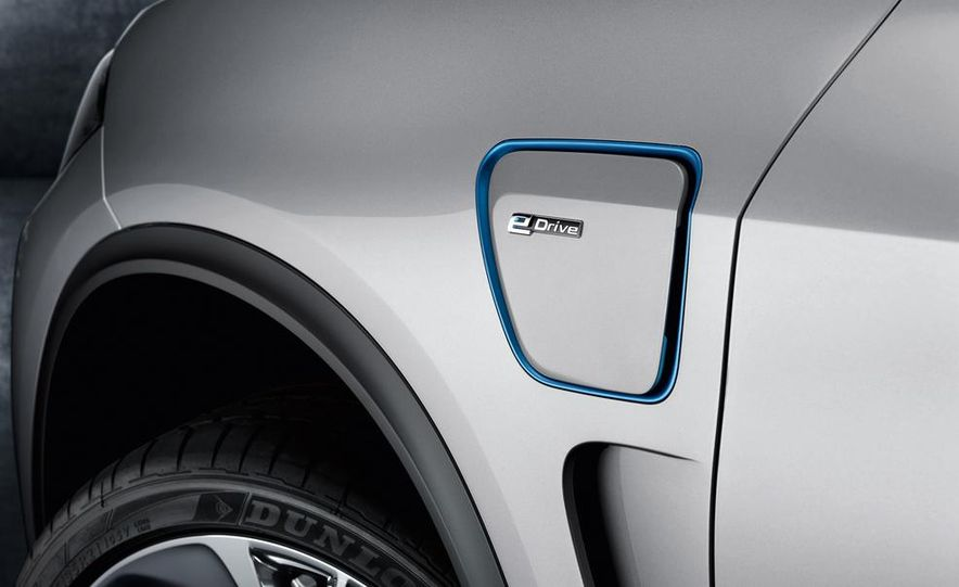 BMW X5 Plug-In Hybrid - Slide 25
