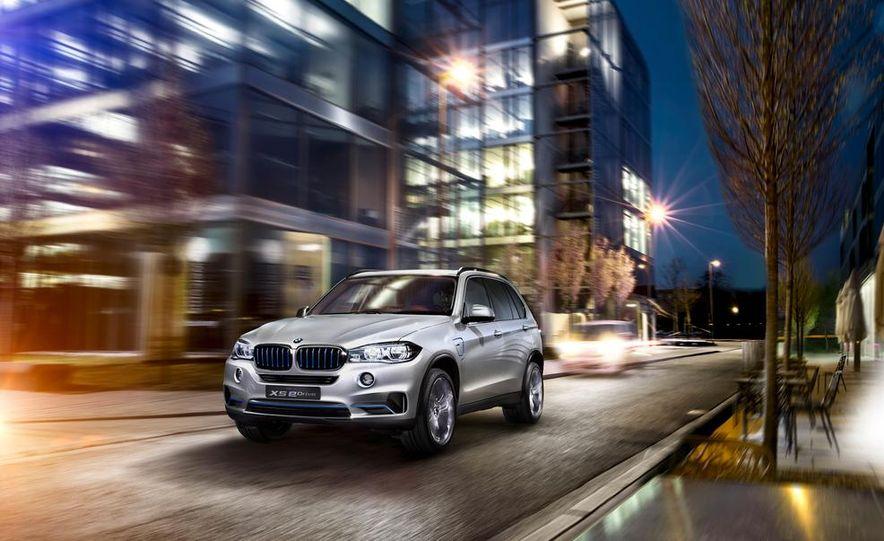 BMW X5 Plug-In Hybrid - Slide 9
