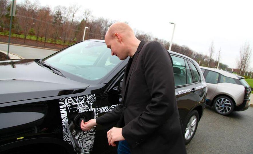 BMW X5 Plug-In Hybrid - Slide 4