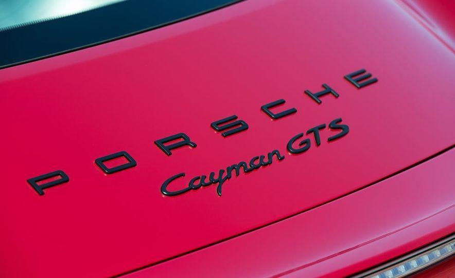2015 Porsche Cayman GTS - Slide 42