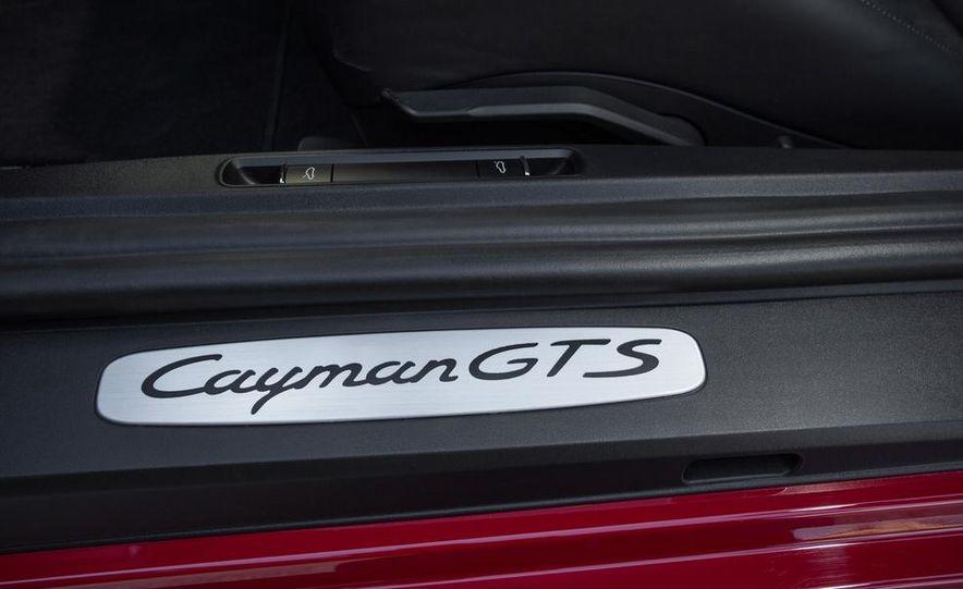 2015 Porsche Cayman GTS - Slide 41