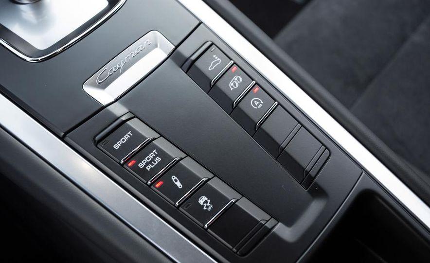 2015 Porsche Cayman GTS - Slide 50