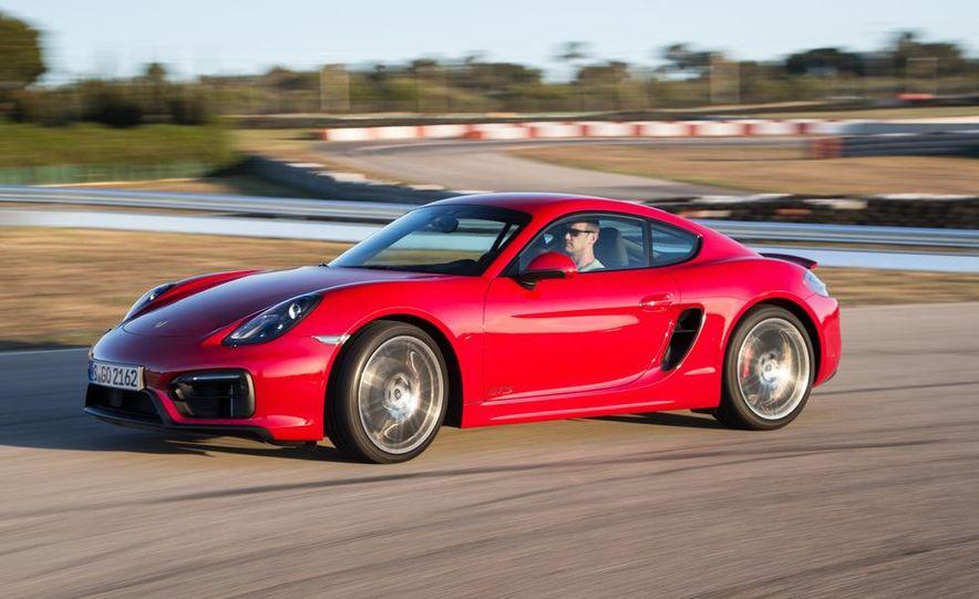 2015 Porsche Cayman GTS - Slide 3
