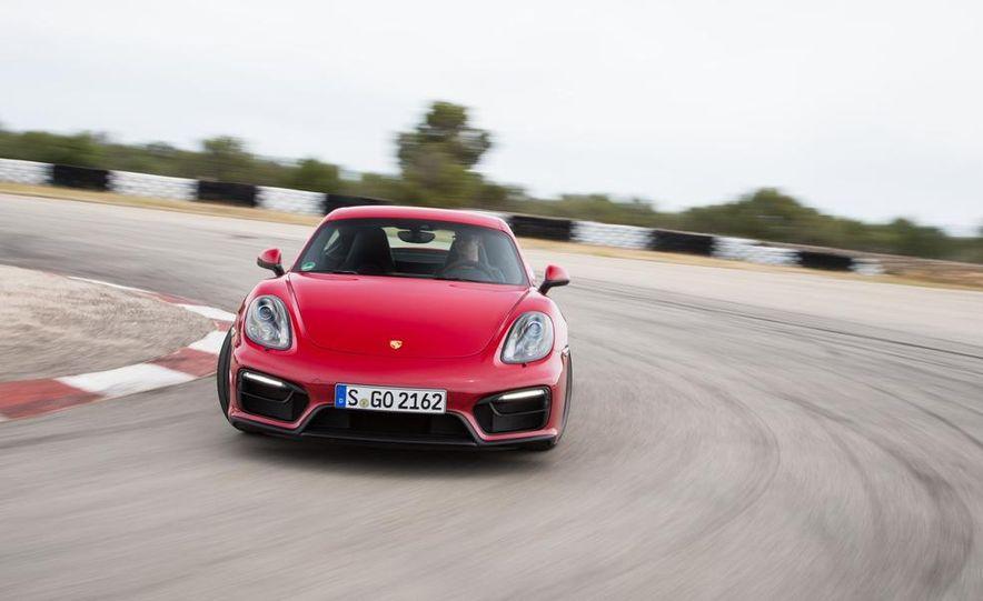 2015 Porsche Cayman GTS - Slide 8
